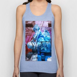 City of Angels - Palermo - Sicily Unisex Tank Top