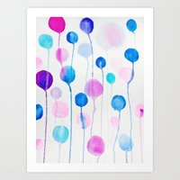 candy Art Prints featuring Candy by DuckyB