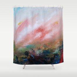 adwenture Shower Curtain