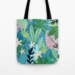 Into the jungle - twilight Tote Bag
