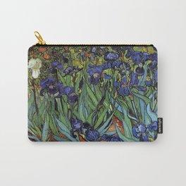 Irises - Van Gogh Carry-All Pouch