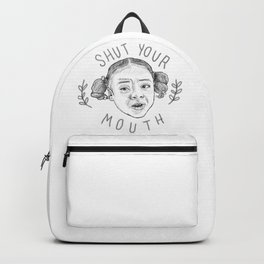 Erica Sinclair: Iconic Queen of Unapologetic Sass Backpack