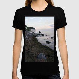 Jasmund Bay - Sunset - Isle Ruegen T-shirt