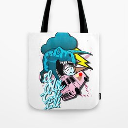 If Walls Could Talk  Tote Bag