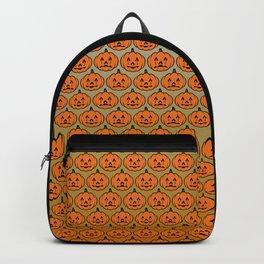Jack O Lantern Backpack
