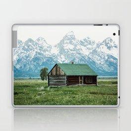 Teton Cabin Laptop & iPad Skin