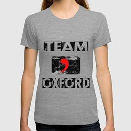 Team Oxford T-shirt