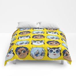 AoKuro family Comforters