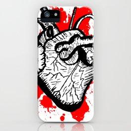 He-Art iPhone Case