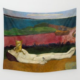 The Loss of Virginity Wall Tapestry