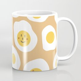 sunny happy eggs pattern Coffee Mug