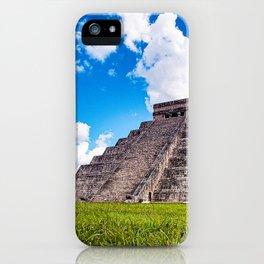 Mexico Chichen itza iPhone Case