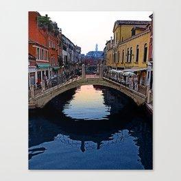 Venice, Italy Morning Canvas Print
