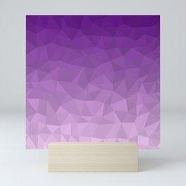 Purple Ombre - Flipped Mini Art Print