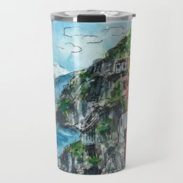 Viareggio, Cinque Terre Travel Mug