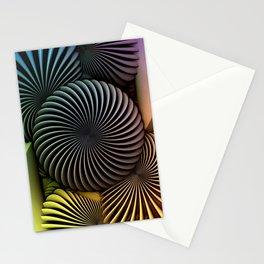 Turbine Twist Stationery Cards