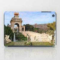 barcelona iPad Cases featuring Barcelona by Anabella Nolasco