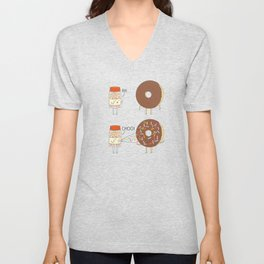 More Sprinkles Unisex V-Neck