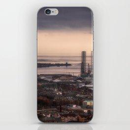 The Tay Estuary iPhone Skin