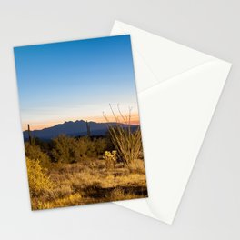 Sonoran Sunrise Stationery Cards