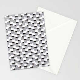 Cubic Perspective Stationery Cards