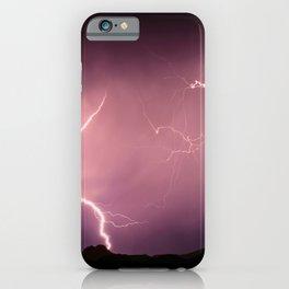 Arteries of Light iPhone Case
