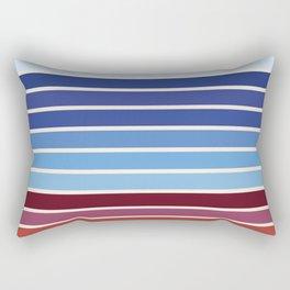 The colors of - Ponyo Rectangular Pillow
