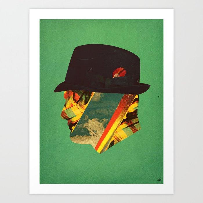 Good Day Sir Art Print