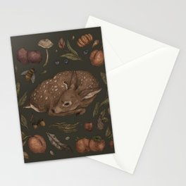 Foraging Fawn Stationery Cards