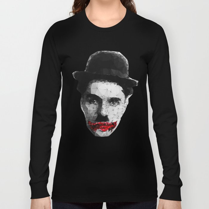 Charlie the Joker Long Sleeve T-shirt