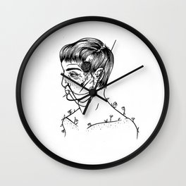 grow on me Wall Clock