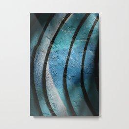 Texture  Metal Print