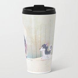 Snowy Day Travel Mug