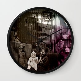 ROSEMARIE Wall Clock