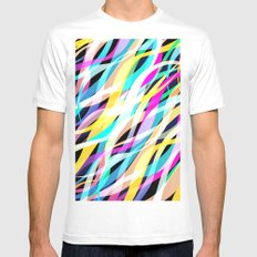 Surge of Colour Mens Fitted Tee White MEDIUM