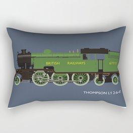 Thompson L1 2-6-4T Rectangular Pillow
