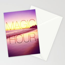 Magic Hour Stationery Cards