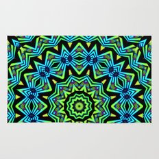 The Tribal Colors Rug