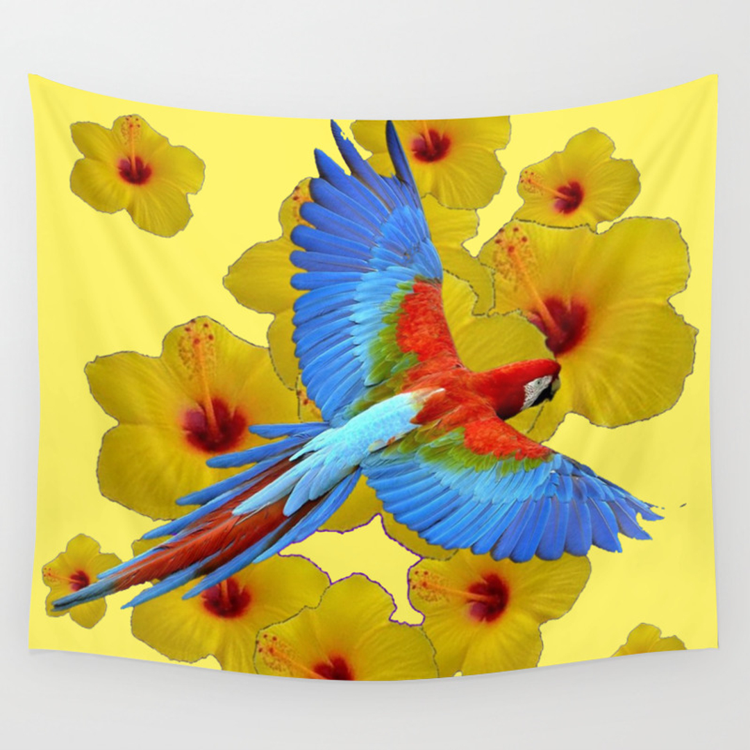 Nice Tropical Wall Art Decor Gallery - The Wall Art Decorations ...