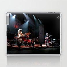 The White Stripes HOLD ME BACK SATAN Detroit  Laptop & iPad Skin