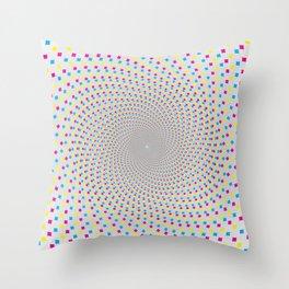 GodEye12 Throw Pillow