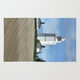 Joss Bay Lighthouse Rug