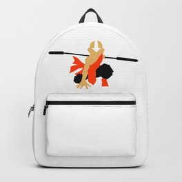 Avatar Aang Backpack