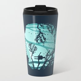 Don't Look Back In Anger Travel Mug