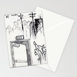 EXIT SERIES 1 Stationery Cards