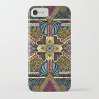 persian iPhone & iPod Cases featuring Persian by Guanabana