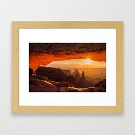 Grandeur (Fine Art Landscape Photography) Framed Art Print