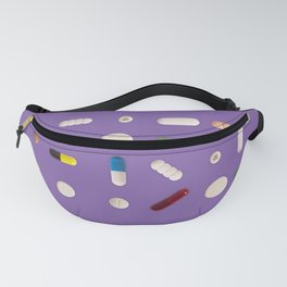 Pill mix Fanny Pack