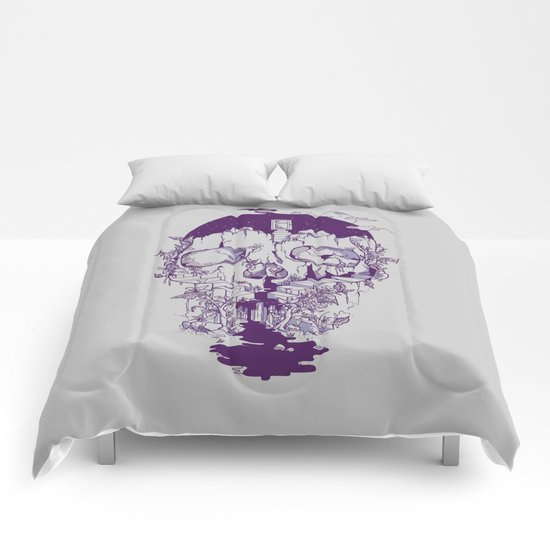 Inside My Head 2.0 Comforters