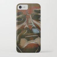 bill murray iPhone & iPod Cases featuring Bill Murray by Jonny Moochie